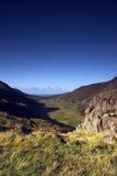 Valle de Ogwen Fotografía de archivo libre de regalías