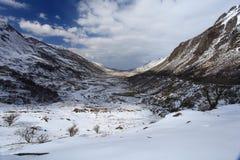Valle de Ogwen Fotos de archivo libres de regalías