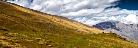 Valle de oro Foto de archivo