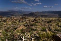 Valle de Owens de los 89 Imágenes de archivo libres de regalías