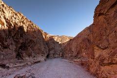 Valle de piedra Foto de archivo libre de regalías