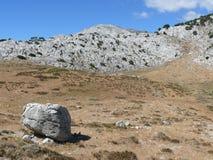 Valle de Punta Cusidore Imagen de archivo libre de regalías