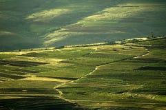 Valle de Senqu Fotos de archivo