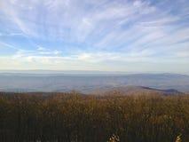 Valle de Shenandoah Fotos de archivo