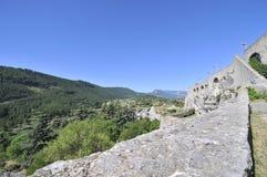 Valle de Sisteron fotografía de archivo libre de regalías