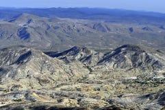 Valle de tehuacan Стоковые Изображения