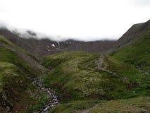Valle de Tunka Foto de archivo