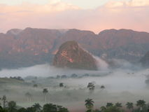 Valle de Vinales Foto de archivo libre de regalías