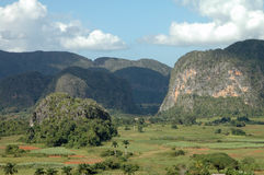 Valle de Vinales, Cuba Stock Images