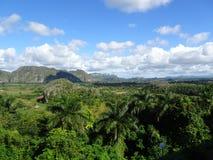 Valle de Vinales nahe Pinar del Rio, Kuba lizenzfreies stockfoto