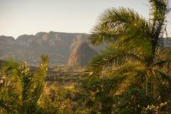 Valle de Vinales, paisaje de Cuba imagen de archivo