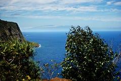 Valle de Waipio Fotos de archivo libres de regalías