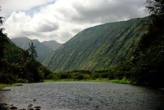 Valle de Waipio Imágenes de archivo libres de regalías