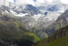 Valle de Wallis Fotografía de archivo