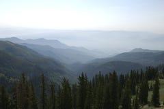 Valle de Wasatch Foto de archivo