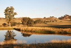Valle de Yarra Imagen de archivo libre de regalías