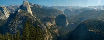 Valle de Yosemite Fotografía de archivo