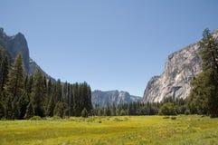 Valle de Yosemite Fotografía de archivo libre de regalías