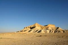 Valle de Zin Imagen de archivo