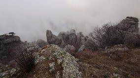 Valle dei fantasmi Fotografia Stock