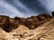 Valle dei re Immagini Stock