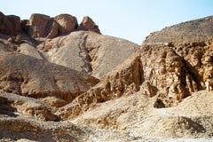 Valle dei re Fotografie Stock