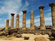 Valle dei Templi 4 Royalty Free Stock Images