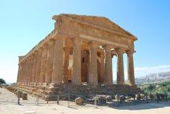 Valle dei Templi - Sicily Royalty Free Stock Image