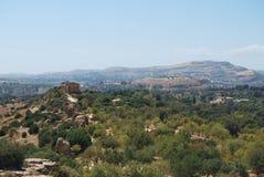 Valle dei Templi - Sicily Stock Images