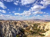 Valle del amor, Goreme, Turquía Foto de archivo libre de regalías