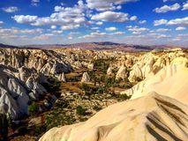 Valle del amor, Goreme, Turquía Fotos de archivo