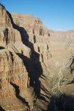 Valle del barranco Fotografía de archivo libre de regalías
