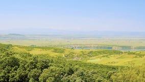 Valle del Danubio Fotografia Stock Libera da Diritti
