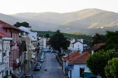 Valle del Duero del fiume, Portogallo Fotografia Stock Libera da Diritti