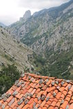 Valle del Duje, Cabrales, Espanha Imagem de Stock