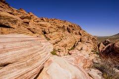 Valle del fuego - grandes paisajes Fotos de archivo