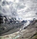 Valle del ghiaccio Fotografia Stock