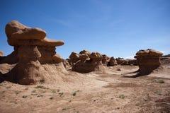 Valle del Goblin Fotos de archivo