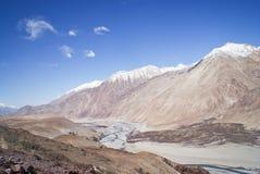 Valle del Indus Immagine Stock Libera da Diritti