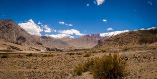 Valle del ladakh de Leh Fotografía de archivo
