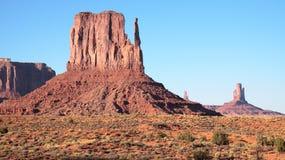 Valle del monumento Fotografía de archivo libre de regalías