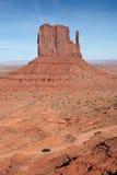 Valle del monumento. Fotografia Stock
