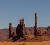 Valle #4 del monumento Immagini Stock Libere da Diritti