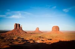 Valle del monumento Imagenes de archivo