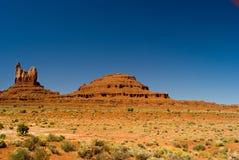 Valle del monumento, Arizona Imagen de archivo
