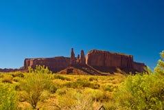 Valle del monumento, Arizona Imágenes de archivo libres de regalías