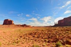 Valle del monumento, Arizona Fotografía de archivo
