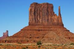Valle del monumento, Arizona Fotografía de archivo libre de regalías