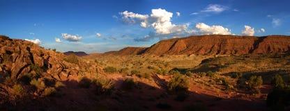 Valle del monumento - S.U.A. fotografia stock