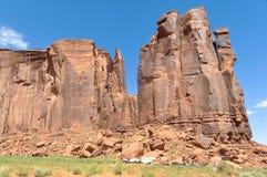 Valle del monumento, Utah, Arizona Foto de archivo